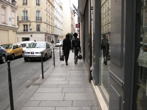 mary lum in paris
